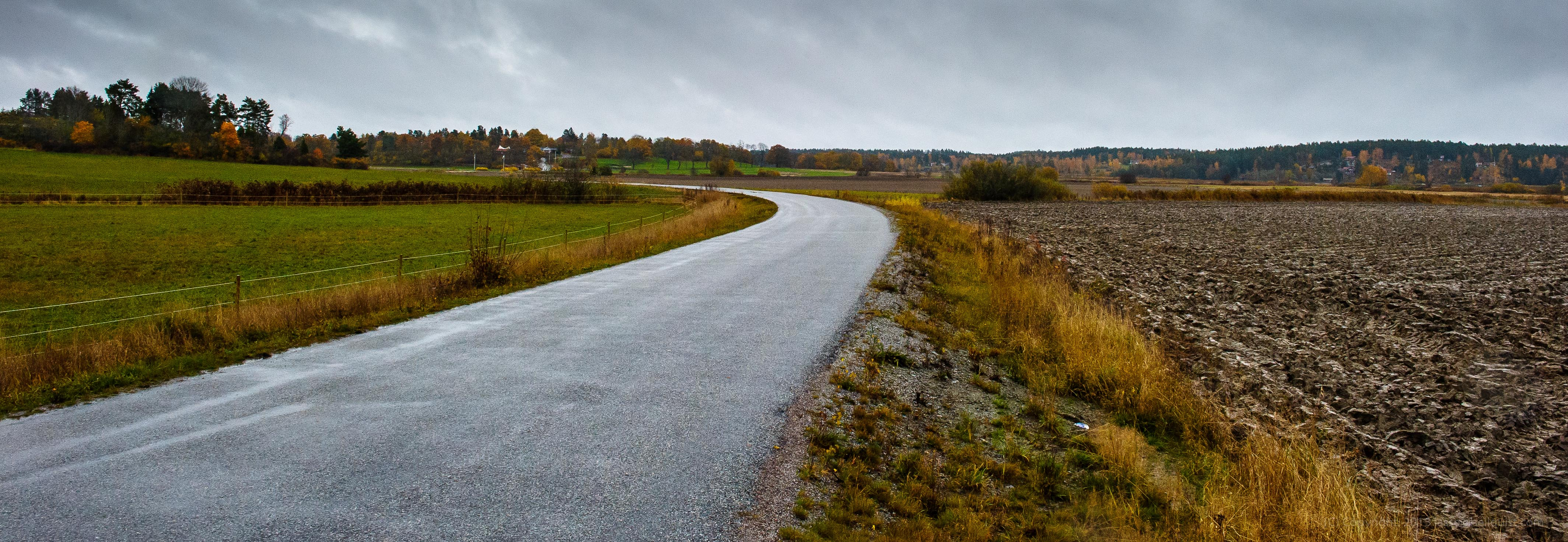 Rapport till Vägverket 2011 om väg 263 av Lars Hellquist
